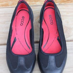 Ecco Leather Flats 7